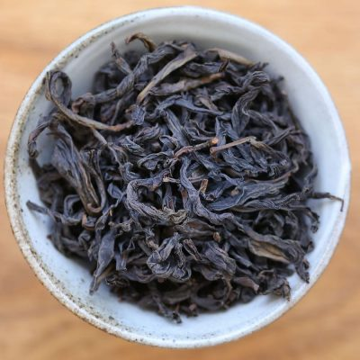 Chá oolong especial da Chá Yê! Da Hong Pao