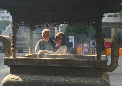 Templo Jing'an, Shanghai, China