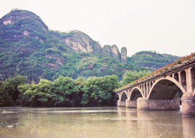 Parque Nacional das Montanhas de Wuyi