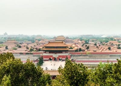 Cidade Proibida, Beijing, China