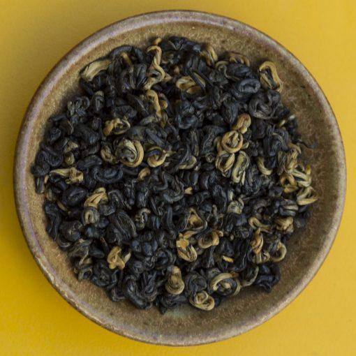 Golden Snail - Chá Preto Gong Fu